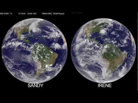 NASA Gives The Most Detailed Explanation Of Sandy Yet