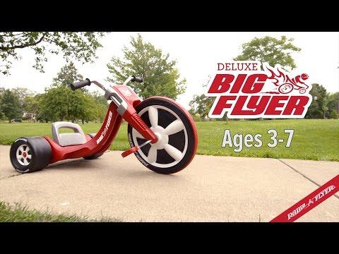 Deluxe Big Flyer® | Radio Flyer