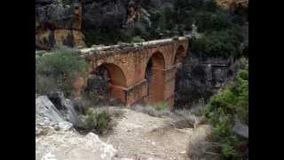 preview picture of video 'Acueducto romano de la Peña Cortada'