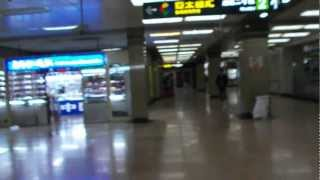 preview picture of video '(RAW) Asia Trip - Shanghai: Saliendo del mercado de regateo'