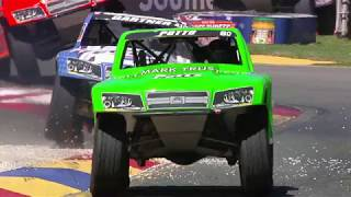 Super_Trucks - Adelaide2018 Race1 Highlights
