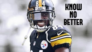 """Antonio Brown 