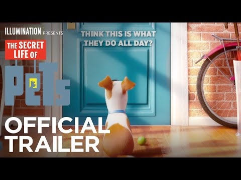 Movie Trailer: The Secret Life of Pets (2)