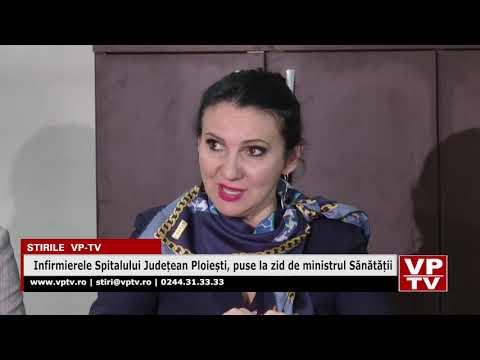 Infirmierele Spitalului Județean Ploiești, puse la zid de ministrul Sănătății