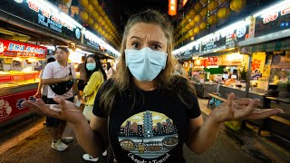 Will Taiwan's Night Markets Survive?!