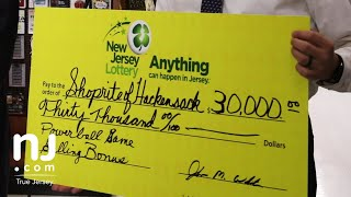 NJ Lottery has some advice for $315M lottery winner