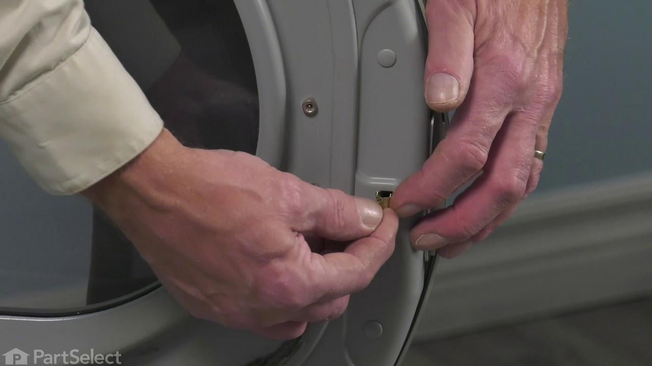 Replacing your Frigidaire Dryer Door Strike