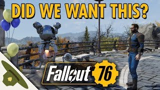 Fallout 76: Is this the multiplayer we wanted? (PC BETA impressions, 60 FPS)