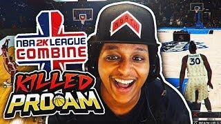 NBA 2K LEAGUE KlLLED PRO-AM...