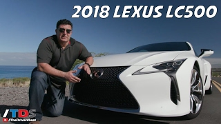 2018 Lexus LC500 Review - Anything but boring