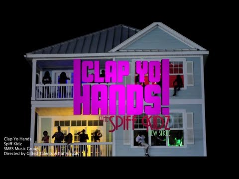Spiff Kidz - Clap Yo Hands (Prod. By @JSBeats) [Feat. Buffie The Body & DJ B Lord]