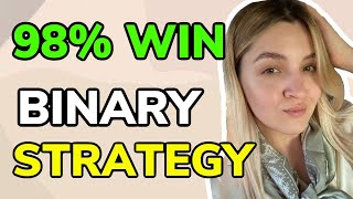 The best binary options strategy 2021   Binary trading