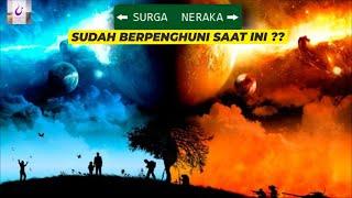 MENCENGGANGKAN !! TERNYATA SURGA DAN NERAKA SUDAH BERPENGHUNI ?? ll Magenta Islam