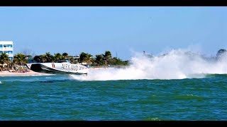 Offshore Racing Alex And Ani – Jimmy Cazzani – Herb Stotler Superboat