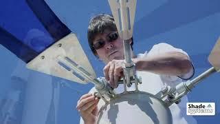 Shade Systems Sail Fastening