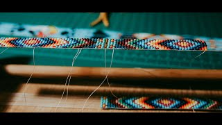 How To Build A Loom For Beading