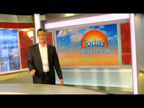 Tim McMillan- TODAY Perth | 9 News Perth