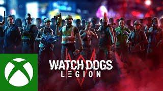 Xbox Watch Dogs: Legion - Tráiler Cinemático Tipping Point anuncio