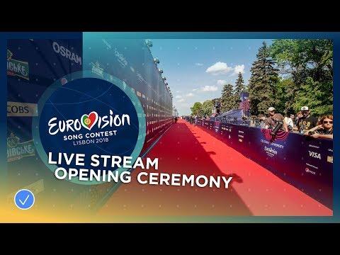 """""""Євробачення 2018"""" офіційно відкрилося вЛісабоні (ВІДЕО)"""