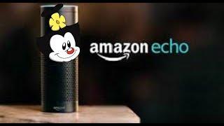 Amazon Echo: Dot Warner Edition