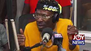 Shatta Wale Explains Why He Calls Sarkodie a Hypocrite