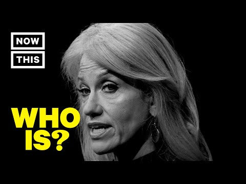 Who is Kellyanne Conway? Narrated by Angela Trimbur | NowThis