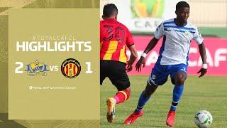 CAF CL   Teungueth FC 2 – 1 ES Tunis