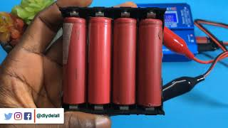 How to Charge Multiple Lithium ion or Lipo Batteries for Cheap using TP4056   18650 20700 21700 2021