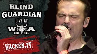 Blind Guardian   The Bard's Song & Valhalla   Live At Wacken Open Air 2016