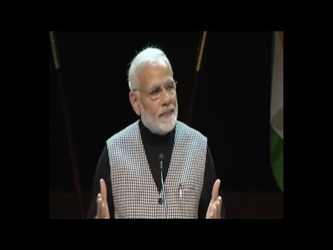 PM Modi attends Indian Community Event in Sweden