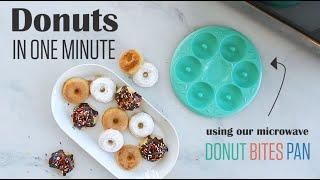 Donut Bites Pan Video