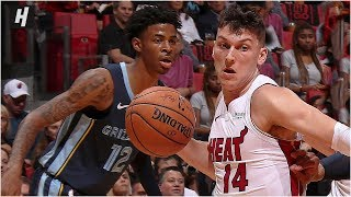 Memphis Grizzlies vs Miami Heat - Full Game Highlights | October 23, 2019 | 2019-20 NBA Season