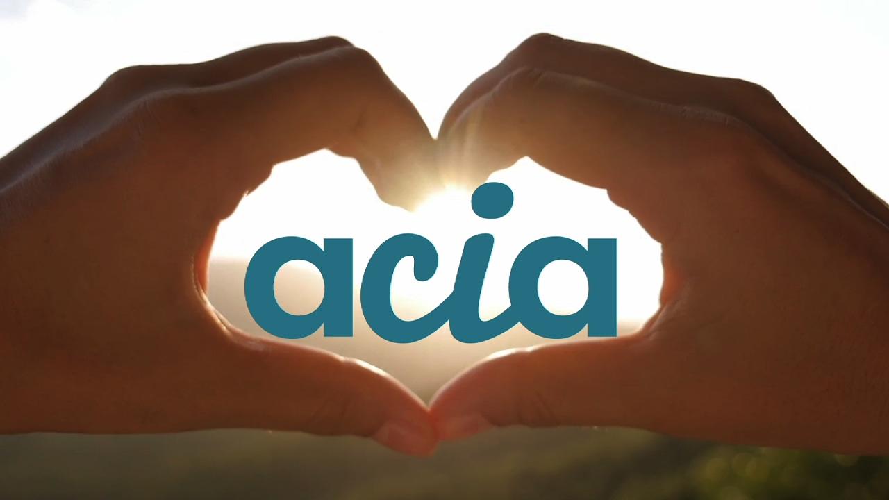 ACIA logo evolution