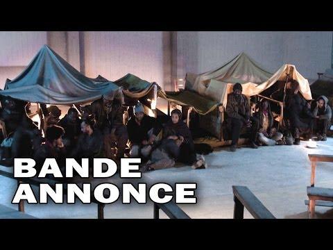 LE VILLAGE DE CARTON Bande Annonce (2014)
