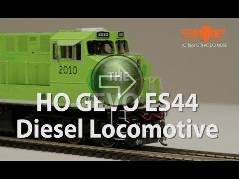 MTH HO GE GEVO Evolution #2010 Hybrid ES44AC w/ProtoSound 3.0 & DCC