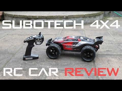 Subotech 4×4 2 4Ghz RC Car Unboxing & Review | Supercool Off Road RC Car