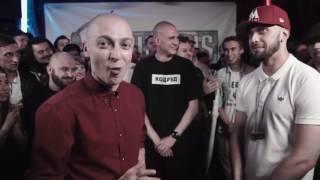 VERSUS #5 (сезон III): Oxxxymiron VS ST ЛУЧШИЕ ПАНЧИ