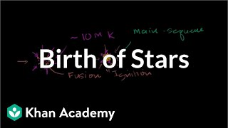 Birth of Stars