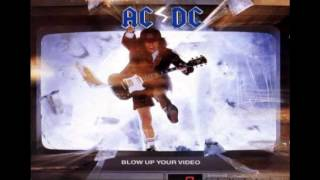 AC/DC - Down on the Borderline (Rare Song)