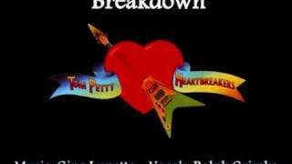 Tom Petty Breakdown Cover