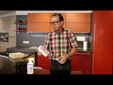 Trendline – Tipps & Tricks – Küchenarbeitsplatte aus Naturstein reinigen und pflegen