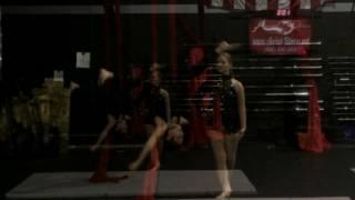 3rd Annual Aerial Fitness Blood Drive & Show- Julien LaForge & Sierra Rosten