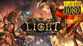 Light: Fellowship Of Loux Game Review 1080P Official Com2Us Role Playing 2016