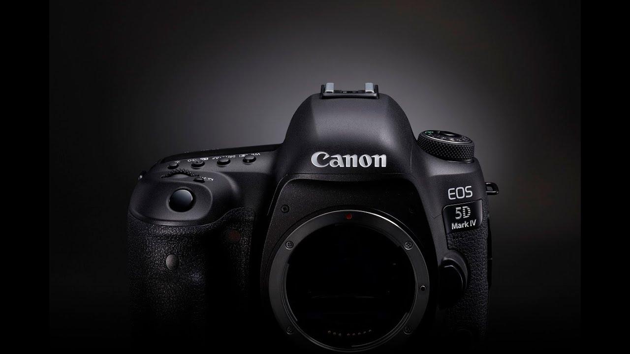 Canon EOS 5D Mark IV full-frame DSLR myndavél (body)-Myndband e03607f519