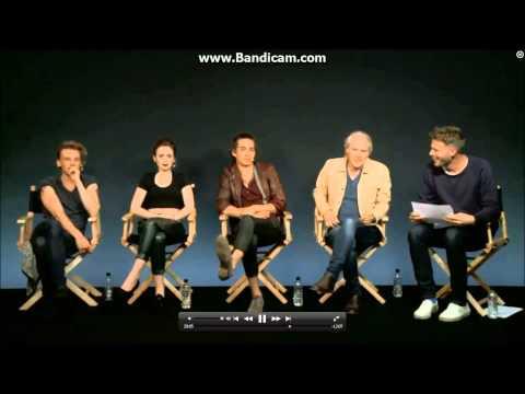 TMI City of Bones London Q&A 19/8/2013 Part 4/5