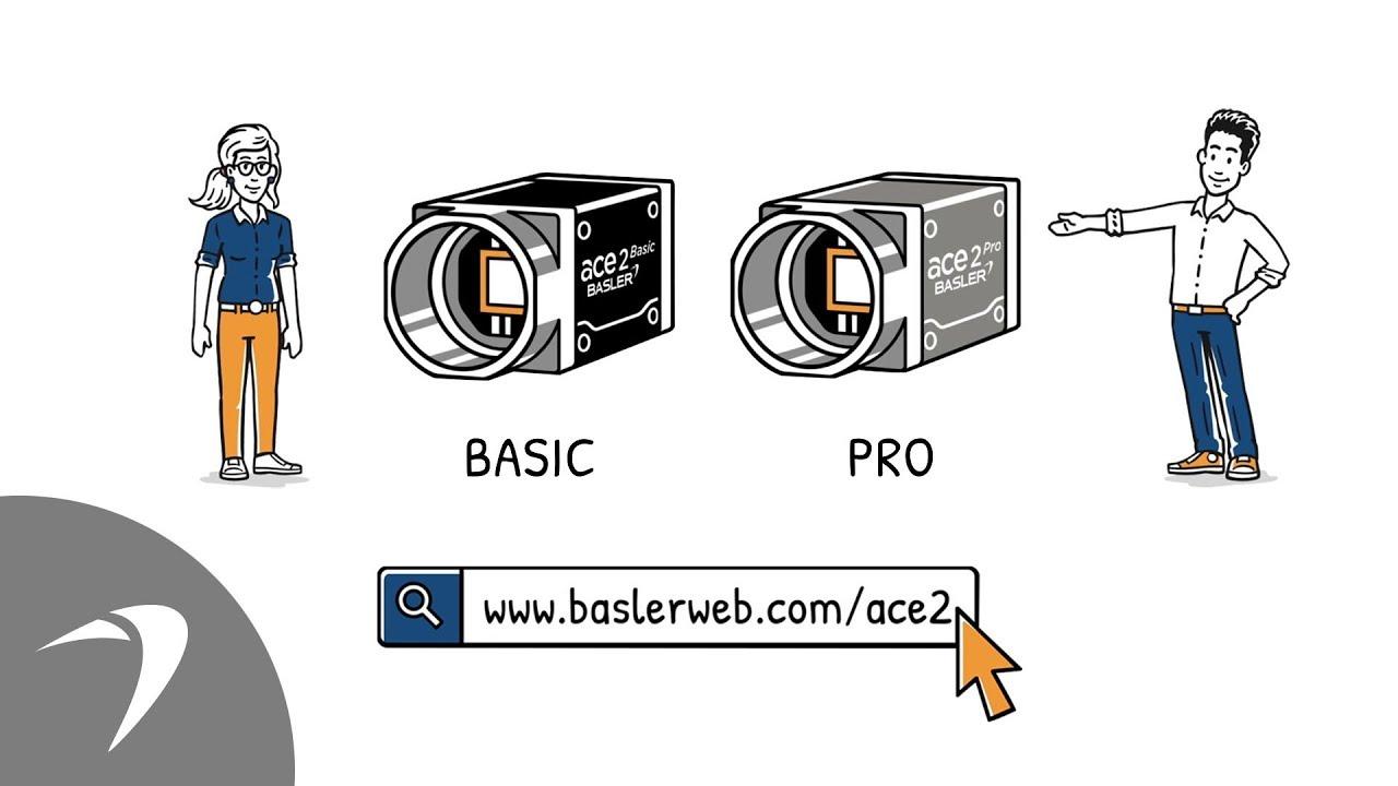 Basler ace 2 Series – Area Scan Cameras