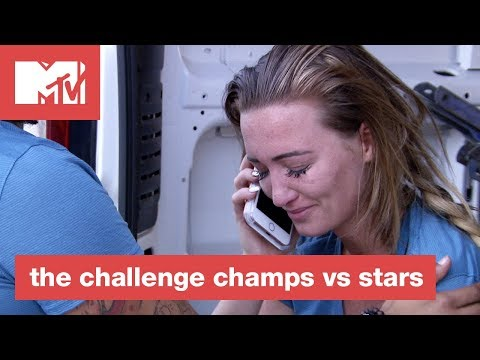 'Ashley's Bad News' Official Sneak Peek | The Challenge: Champs vs. Stars | MTV
