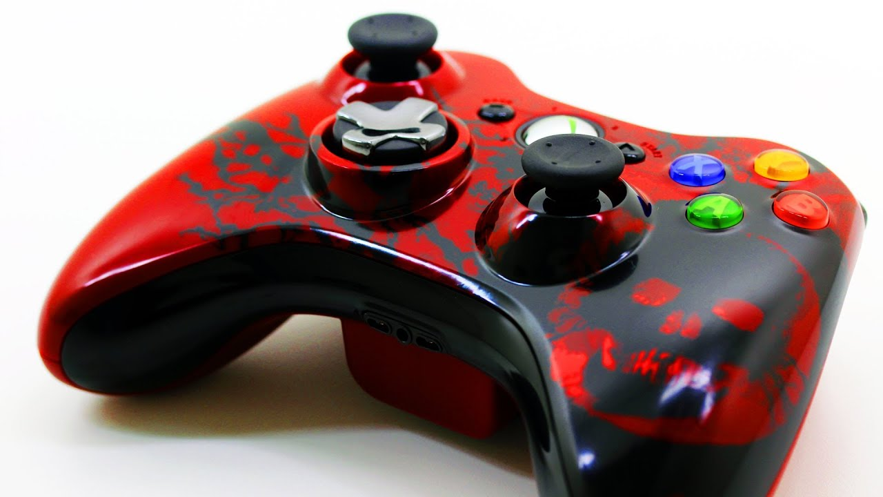 Gears of War 3 Controller Unboxing (Xbox 360) thumbnail