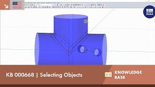 KB 000668 | Selecting Objects