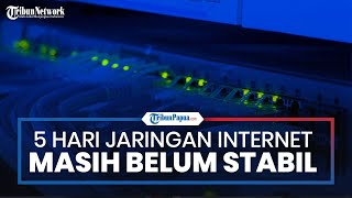 5 Hari Jaringan Internet di Jayapura Masih Belum Stabil, Layanan Rumah Sakit Terganggu